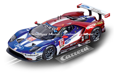 23875 Carrera Digital 124 Ford GT Race Car, No.67