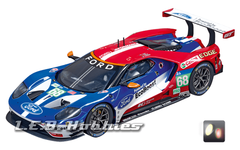 23832 Carrera Digital 124 Ford GT Race Car