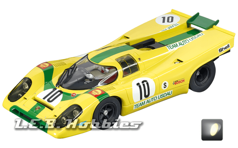 23843 Carrera Digital 124 Porsche 917K, Team Auto USDAU, No.10