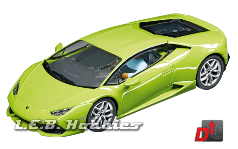 27493 Carrera Evolution Lamborghini Huracan LP610-4