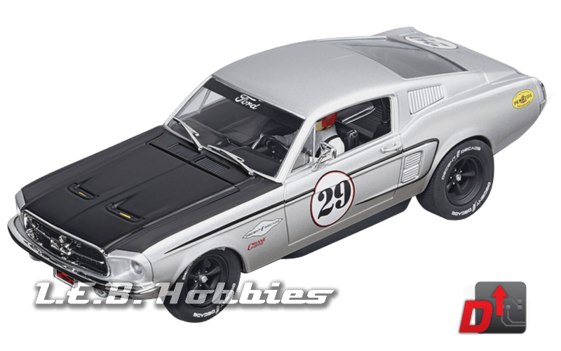 27554 Carrera Evolution Ford Mustang GT, No.29
