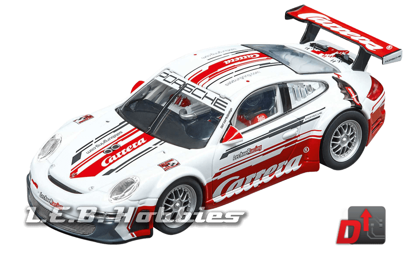 27566 Carrera Evolution Porsche 911 GT3 RSR Lechner Racing