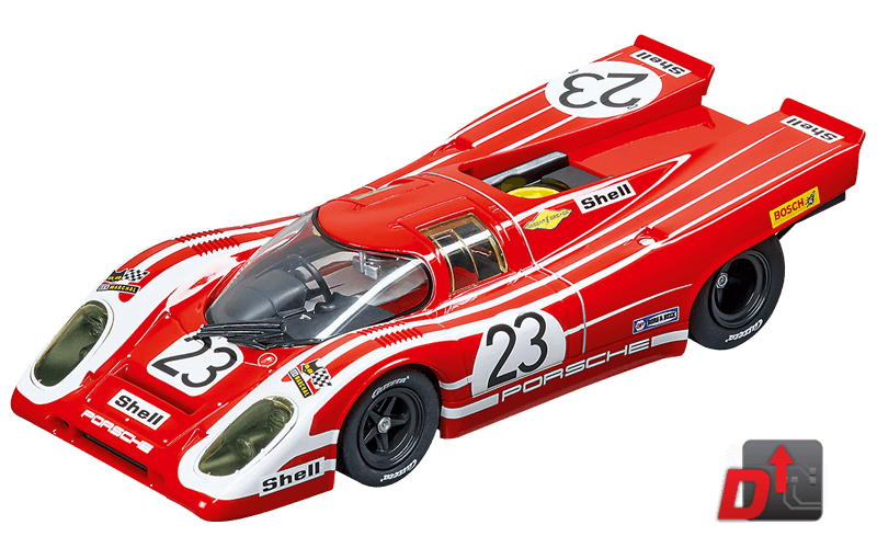 27569 Carrera Evolution Porsche 917K Porsche Salzburg No.23 1970
