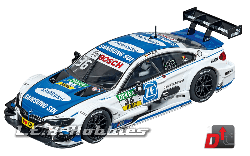 27571 Carrera Evolution BMW M4 DTM, M. Martin No.36