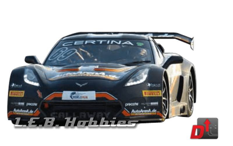 27577 Carrera Evolution Chevrolet Corvette C7.R, No.69