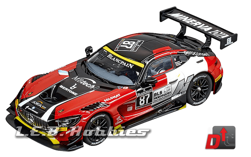 27578 Carrera Evolution Mercedes-AMG GT3, AKKA ASP, No.87