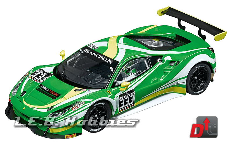 27579 Carrera Evolution Ferrari 488 GT3, Rinaldi Racing, No.33