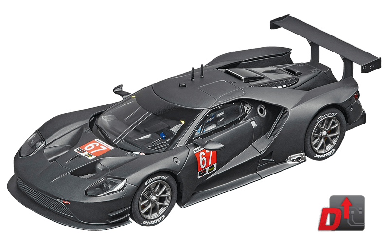 27584 Carrera Evolution Ford GT Race Car, No.67