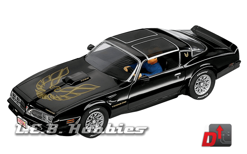 27590 Carrera Evolution Pontiac Firebird Trans AM