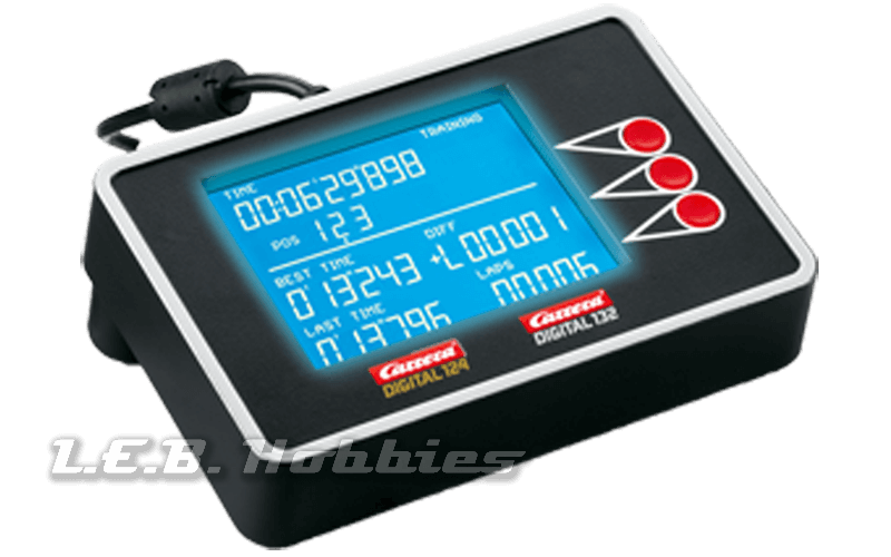 30355 Carrera Digital 124/132 Lap Counter