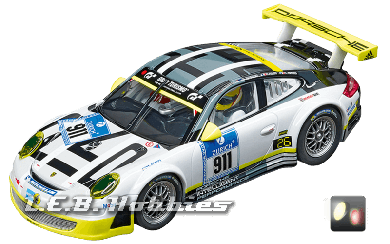 30780 Carrera Digital 132 Porsche GT3 RSR, Manthey Racing, No.91