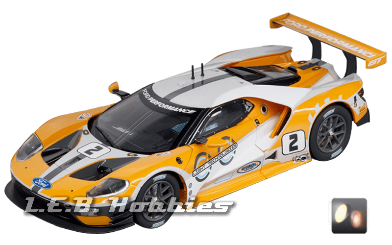 30786 Carrera Digital 132 Ford GT Race Car, No.02