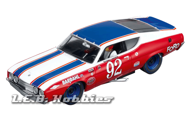 30796 Carrera Digital 132 Ford Torino Talladega, No.92