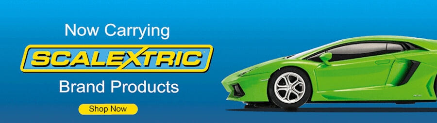Scalextric Analog Cars