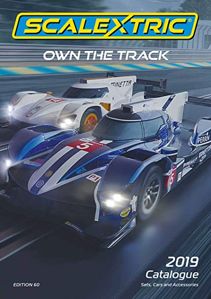 C8184 Scalextric 2019 Product Catalog, Edition 60