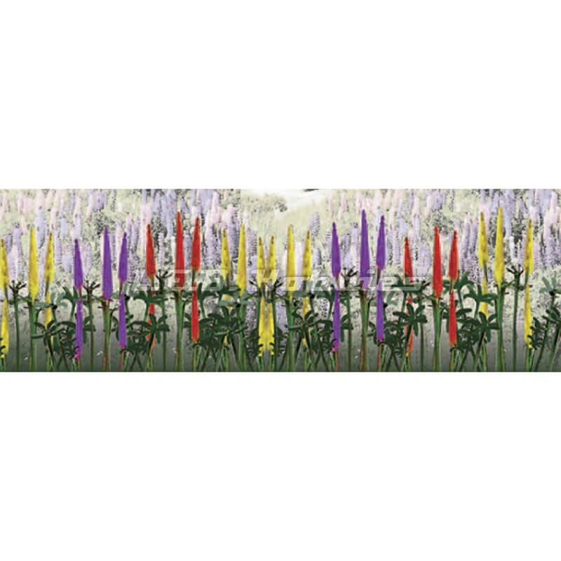 "JTT 95542 Lupines O-Scale 1"" High, 8/pk"