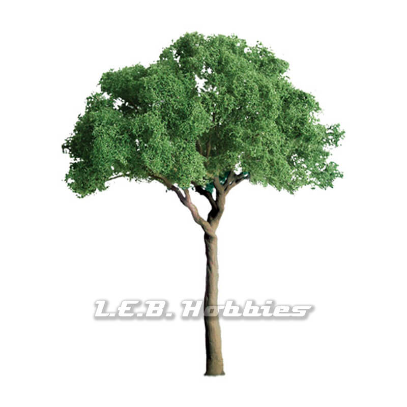 "JTT 96025 Green Jacaranda Tree O-Scale 6"" Professional, 1/pk"