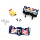 90203 Carrera Digital 132 Details Red Bull RB1 2005 Livery 2007