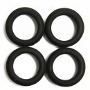 85367 Carrera Digital 124 Tires for Auto Union Type C, 4/pk