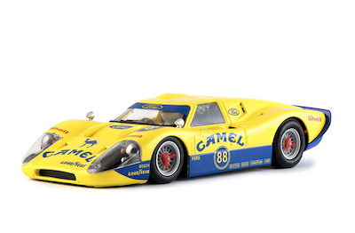NSR0090SW NSR Ford MK ICVC, Camel, No.88 Ltd.Edition