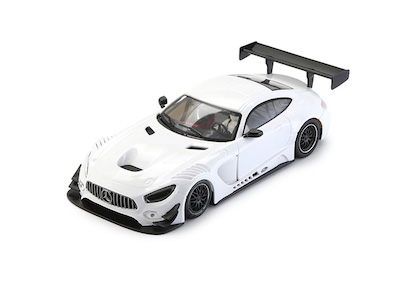 NSR0092AW NSR Mercedes-AMG GT3 Test Car, White