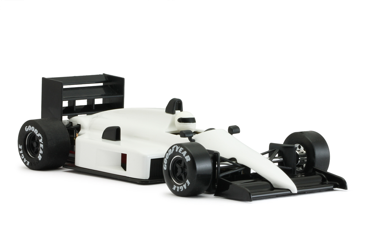NSR0118IL NSR Formula 86/89 White Test Car