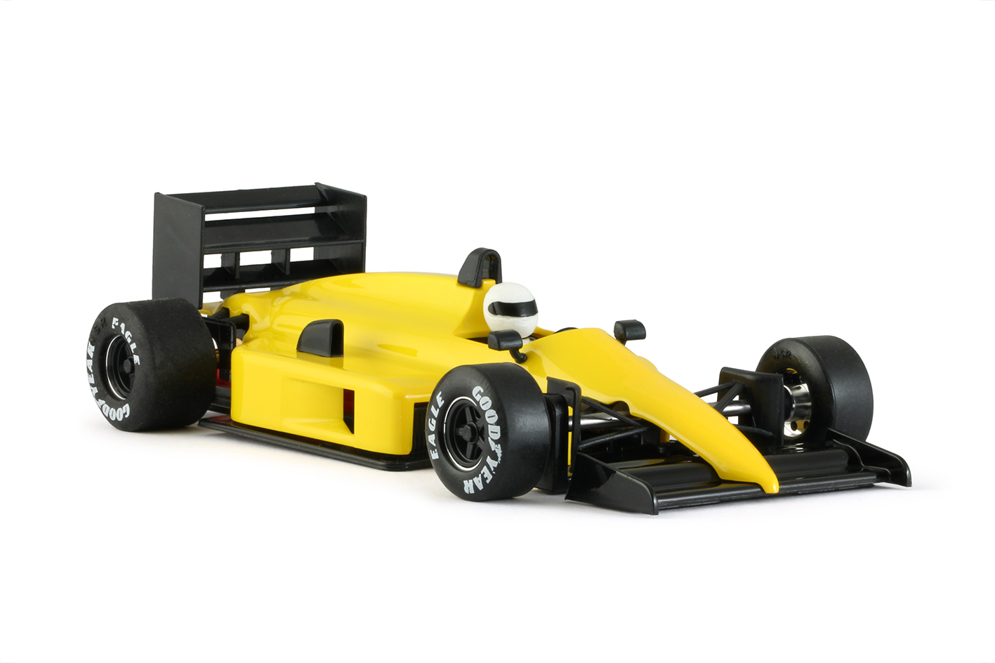 NSR0119IL NSR Formula 86/89 Yellow Test Car