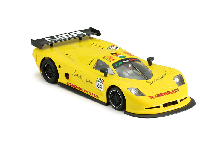 NSR0128IL NSR Mosler MT900R EVO5 7th Salvatore Noviello Ann