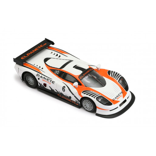 NSR0137AW NSR Mosler MT900R EVO5 Panete Racing orange, No.6