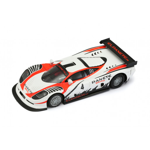 NSR0139AW NSR Mosler MT900R EVO5 Panete Racing red, No.4