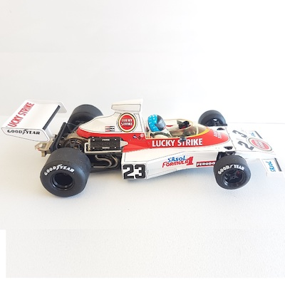 02302 SRC McLaren M23 F1 Lucky Strike South Africa, 1974