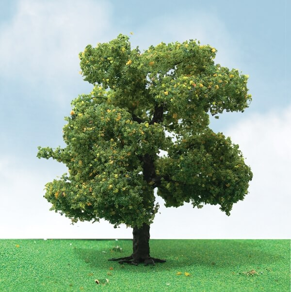 "JTT 92210 Sycamore Tree N-Scale 2""-2.25"" Pro-Elite, 3/pk"