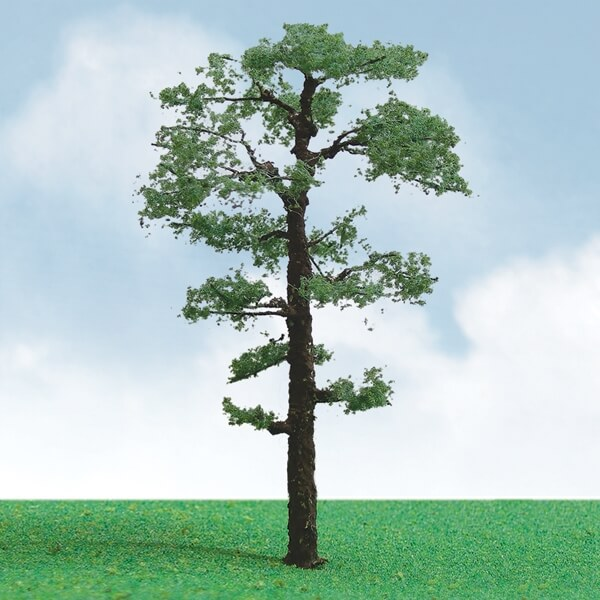 "JTT 92212 Scots Pine Tree N-Scale 2""-2.25"" Pro-Elite, 3/pk"