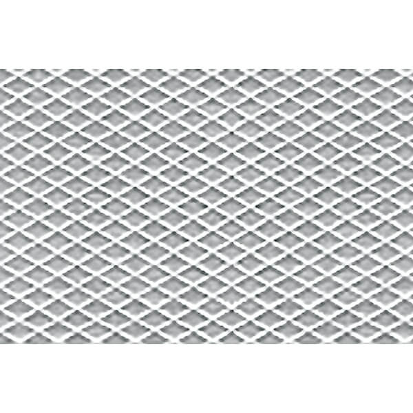 JTT 97462 1:32 #1-Scale Tread Plate Plastic Pattern Sheet, 2/pk