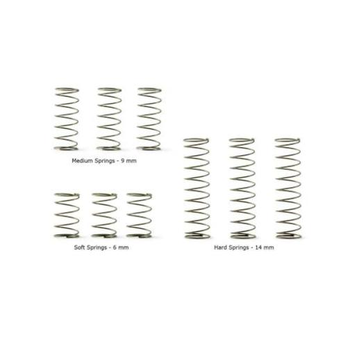 NSR1296 NSR Complete Springs Set for for Formula 86/89 (3+3+3)