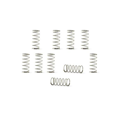 NSR1298 NSR Medium Suspension Springs 9mm Formula 86/89, 10/pk