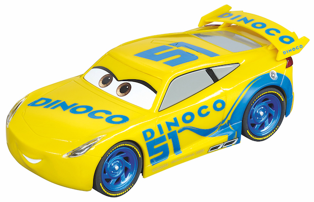 27540 Carrera Evolution Disney/Pixar CARS 3, Dinoco Cruz