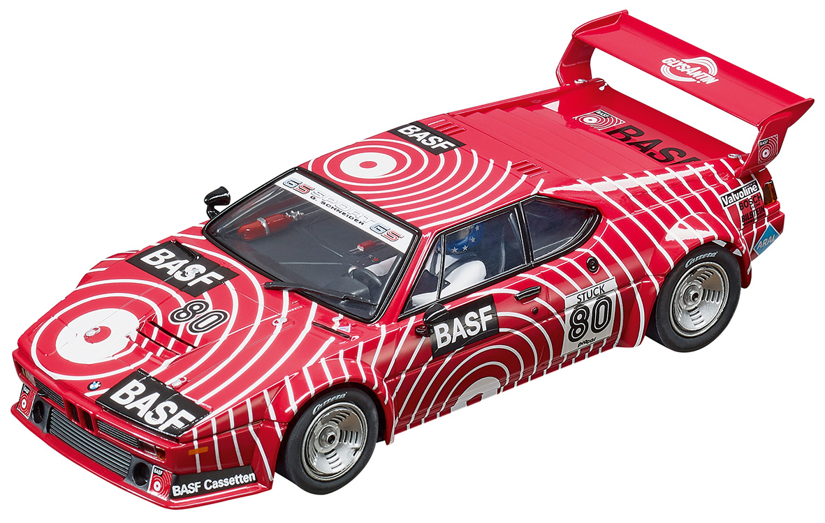 27567 Carrera Evolution BMW M1 Procar, BASF, No.80, 1980