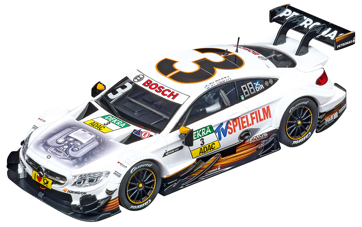27573 Carrera Evolution Mercedes-AMG C 63 DTM Paul Di Resta No.3
