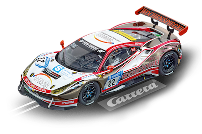 27591 Carrera Evolution Ferrari 488 GT3 WTM Racing, No.22