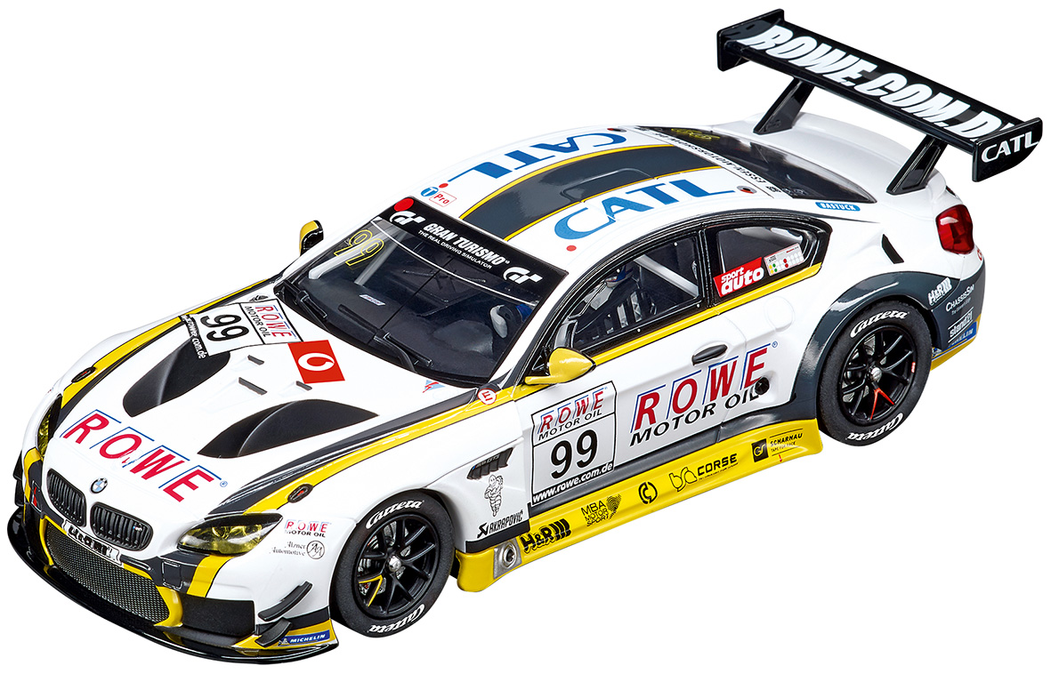 Carrera 27594 Evolution BMW M6 GT3, Rowe Racing, No.99