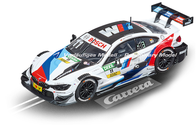 27602 Carrera Evolution BMW M4 DTM Marco Wittmann, No.11