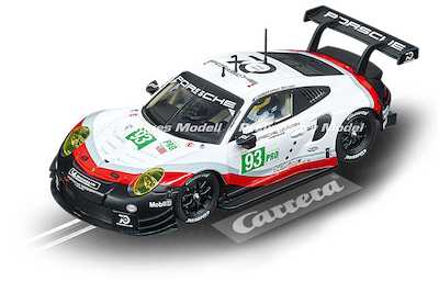 27607 Carrera Evolution Porsche 911 RSR Porsche GT Team, No.93