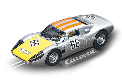 27613 Carrera Evolution Porsche 904 Carrera GTS, No.66