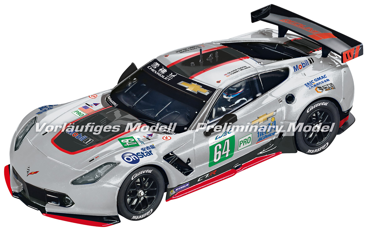 27633 Carrera Evolution Chevrolet Corvette C7.R, No.64