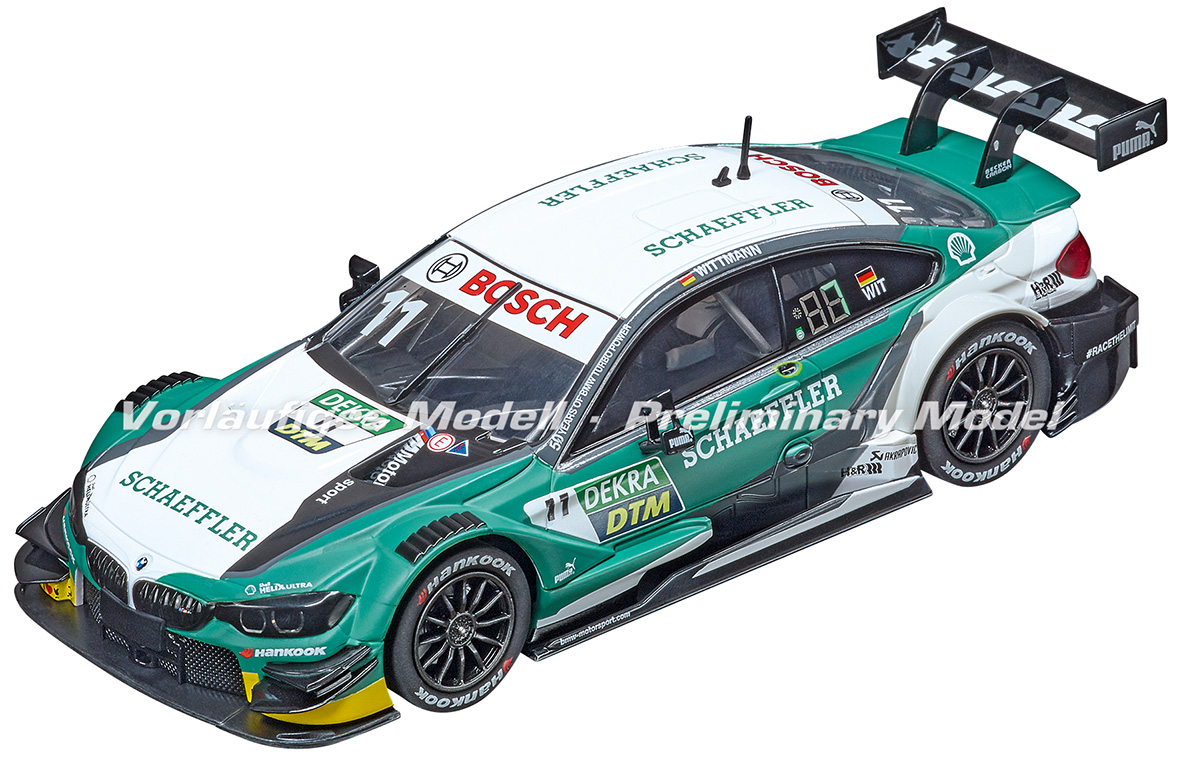 27635 Carrera Evolution BMW M4 DTM M.Wittmann, No.11