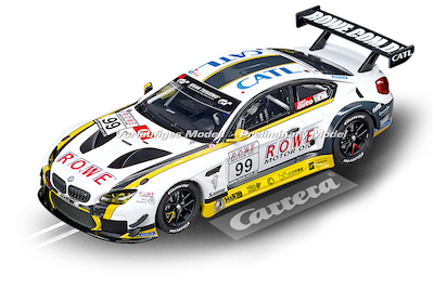 27594 Carrera Evolution BMW M6 GT3, Rowe Racing, No.99
