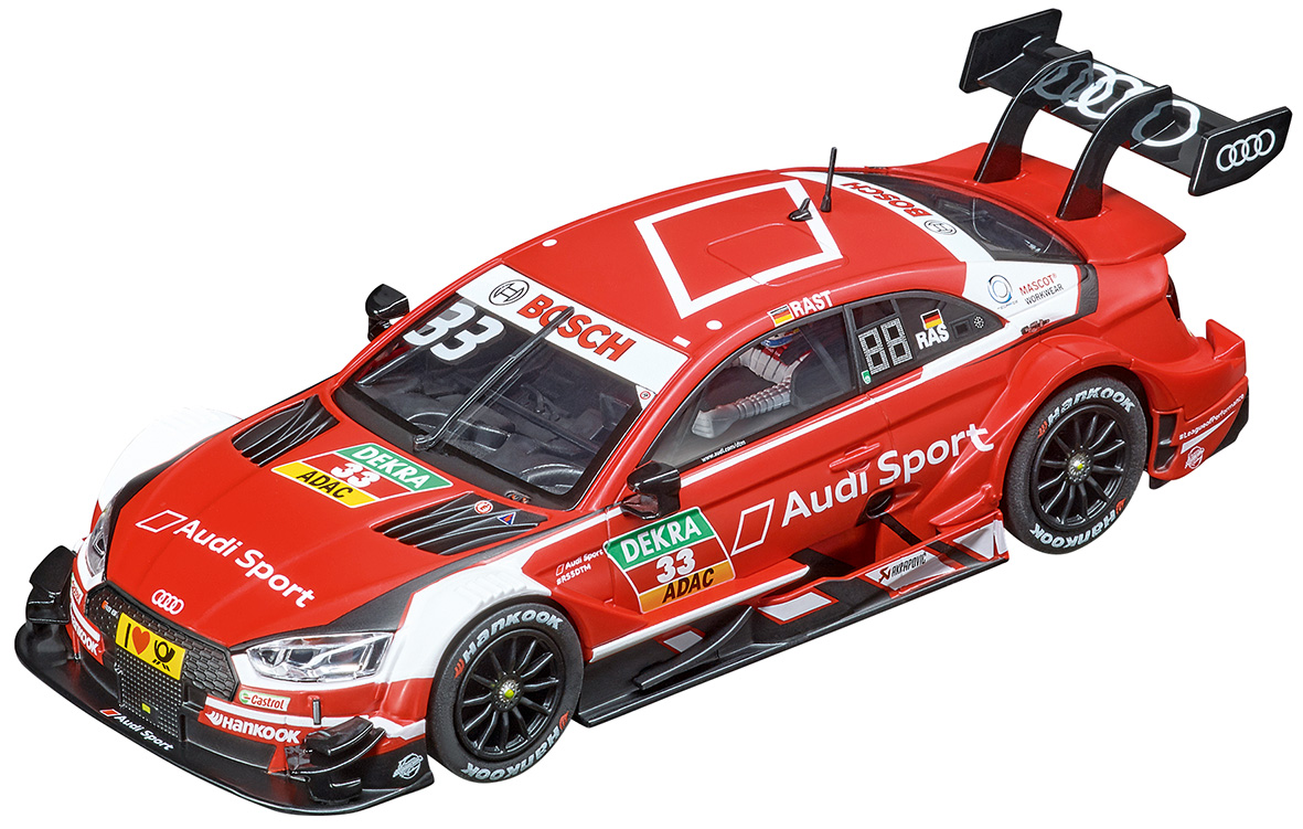 30879 Carrera Digital 132 Audi RS 5 DTM, René Rast, No.33