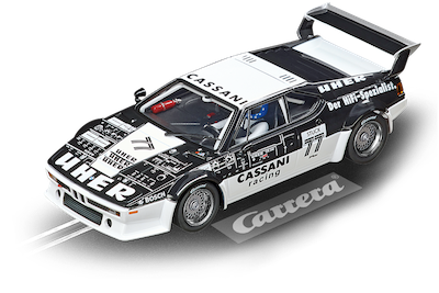 30886 Carrera Digital 132 BMW M1 Procar, Cassani Racing, 1979