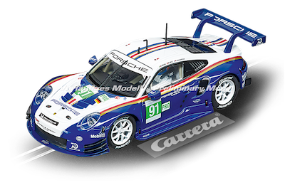 30891 Carrera Digital 132 Porsche 911 RSR, No.91, 956 Design